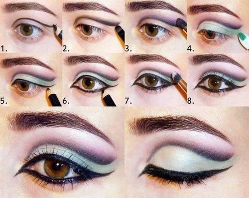 Orientalisches Make Up Fur Braune Augen Libanesisch Agyptisch