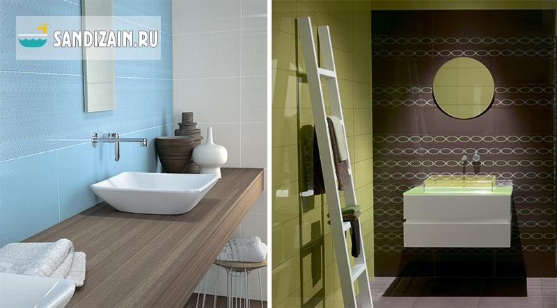 Piastrelle per il bagno come scegliere suggerimenti per la scelta