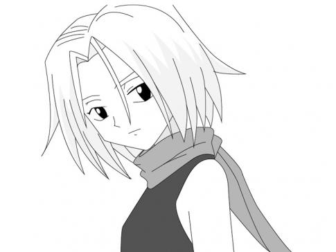 Maly Nekomplikovany Kresleni Tuzky Anime Jak Nakreslit Anime Divku