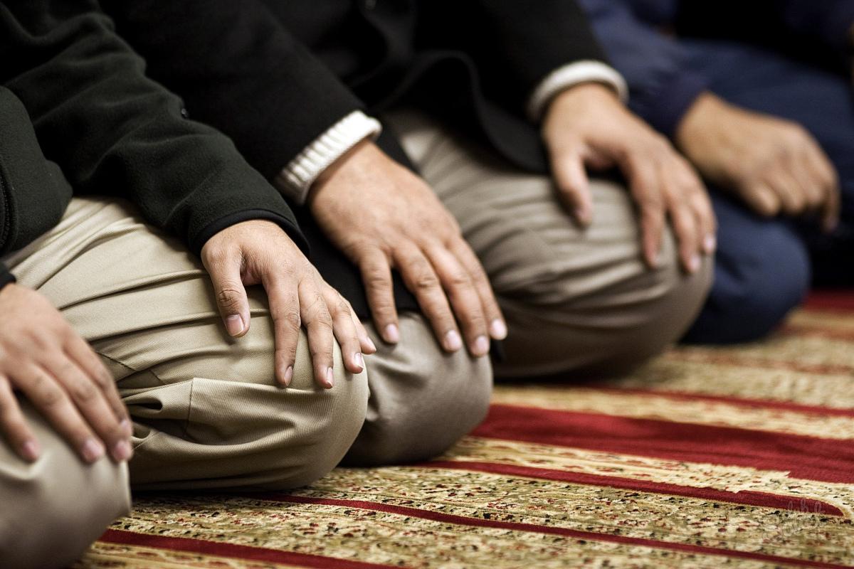 Молитва омовения для женщин