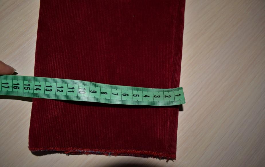 Как удлинить джинсы